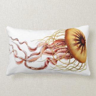 Almohada lumbar decorativa de la playa náutica de