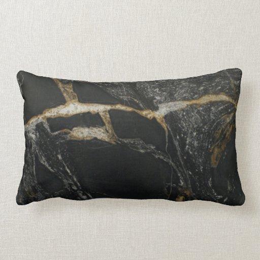 """""""ALMOHADA LUMBAR del granito del oro del magma"""""""