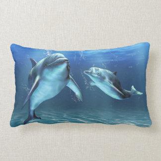 Almohada lumbar ideal del delfín