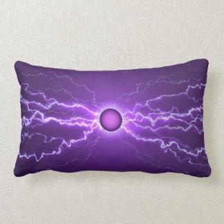 Almohada lumbar púrpura del usuario avanzado cojín lumbar