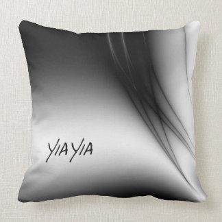 Almohada mística hermosa de YiaYia del diseño del