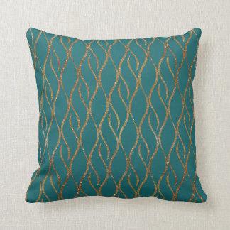 Almohada moderna elegante del acento del decorador cojín decorativo