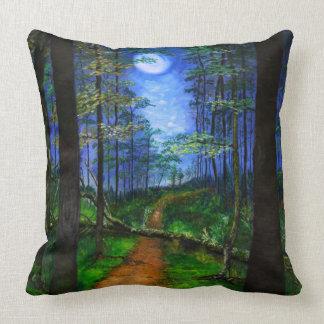 Almohada original del acento del arte del abandono