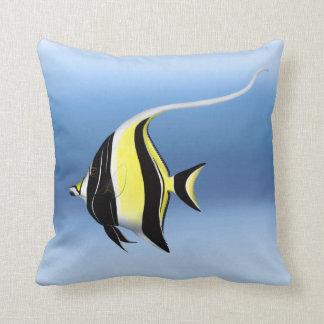 Almohada pacífica de los pescados del ídolo del