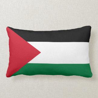 Almohada palestina de la bandera