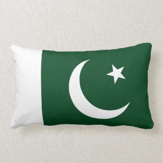 Almohada paquistaní de la bandera