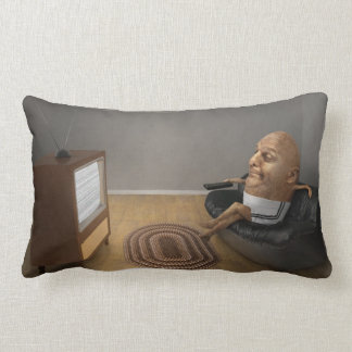 Almohada para el teleadicto cojín lumbar
