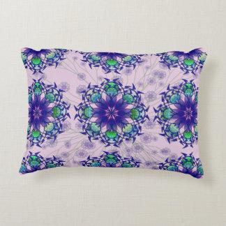 """Almohada perenne violeta azul 12"""" del acento del cojín"""