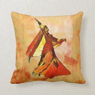 Almohada persa del bailarín