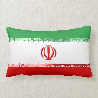 Almohada (persa) iraní de la bandera
