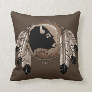 Almohada personalizada almohada nativa de Metis de