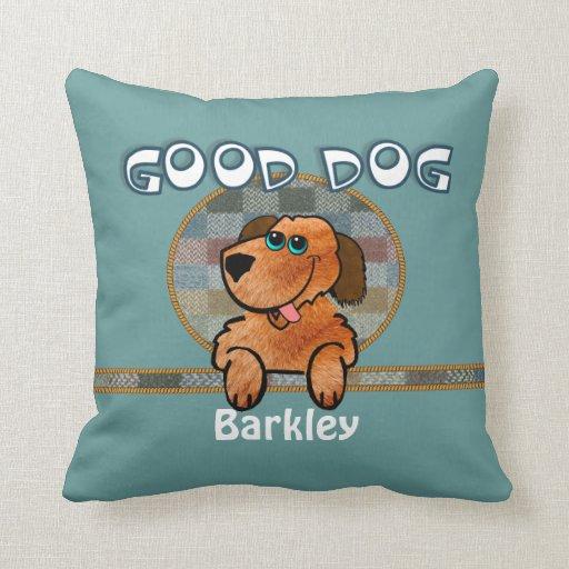 Almohada personalizada ~ del poema de Barkley