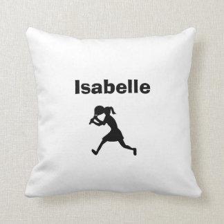 Almohada personalizada tenis (femenina)