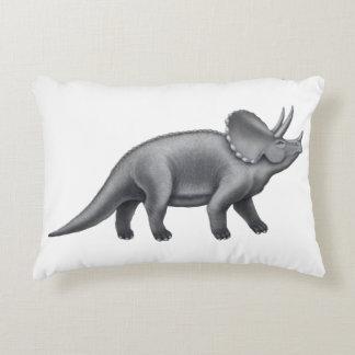 Almohada prehistórica del dinosaurio del cojín decorativo