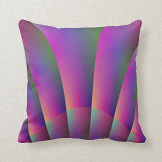 Almohada púrpura de MoJo del art déco