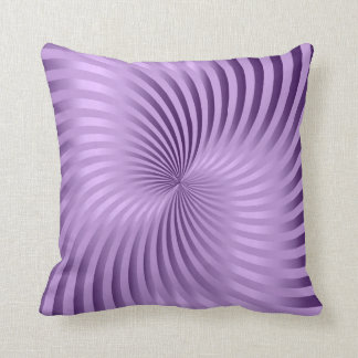 Almohada púrpura del remolino