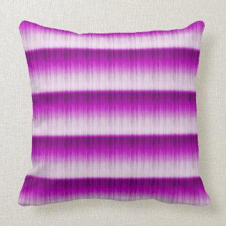 Almohada púrpura escarchada