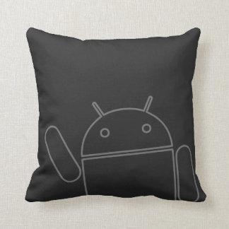 Almohada que agita androide