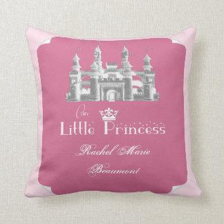 Almohada real del recuerdo de la niña de princesa