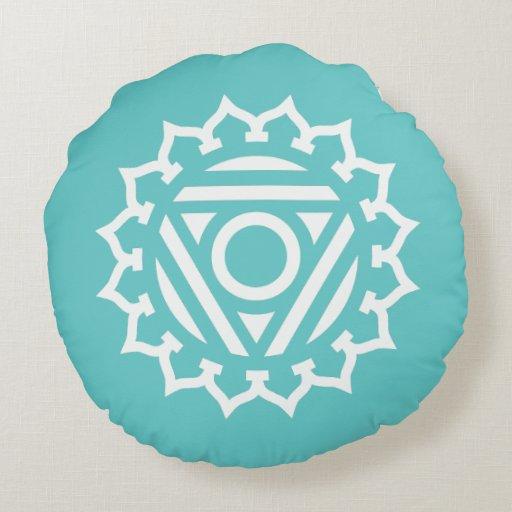 Almohada redonda de la energía de Chakra de la