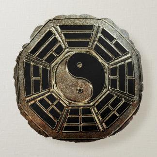 Almohada redonda de Yin Yang Bagua