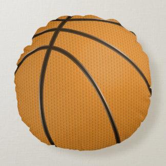Almohada redonda del baloncesto cojín redondo