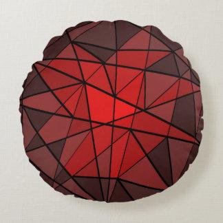 Almohada redonda del diseño de la joya de la cojín redondo