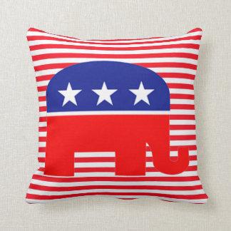 almohada republicana del elefante