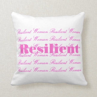 Almohada resistente
