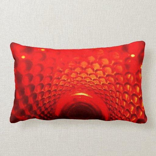 Almohada roja