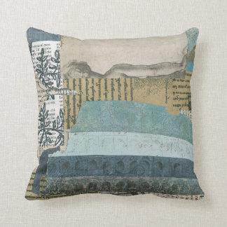 Almohada romana del coliseo de las capas