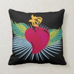 Almohada sagrada del corazón