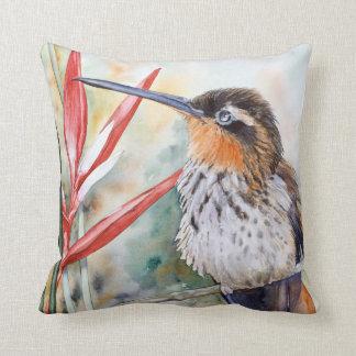 almohada Sierra-cargada en cuenta de la bella arte