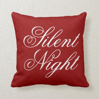 Almohada silenciosa de la noche