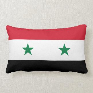 Almohada siria de la bandera