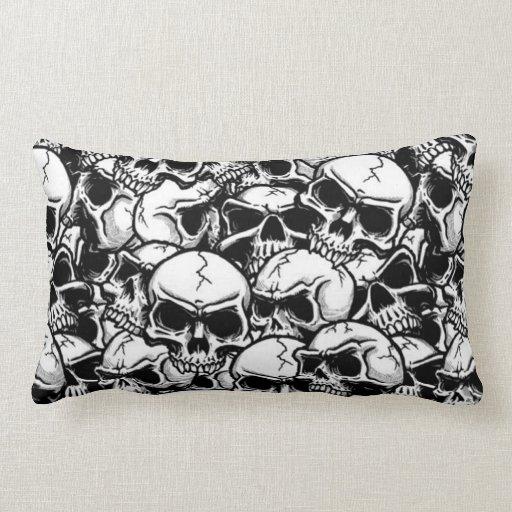 Almohada unida cráneos