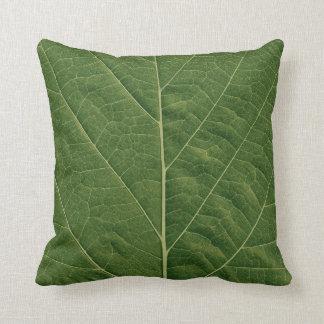 ¡Almohada verde!