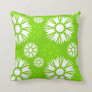 Almohada verde del verano cojín decorativo