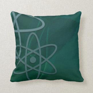 Almohadas atómicas del trullo