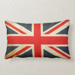 Almohadas BRITÁNICAS de la bandera del vintage