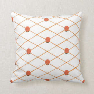 Almohadas cruzadas del modelo del edredón de Criss Cojín Decorativo