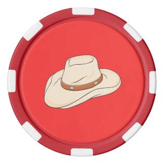 Almohadas de encargo de los naipes del gorra de fichas de póquer