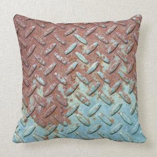 Almohadas de la placa 4 del diamante cojín decorativo