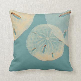 Almohadas de los dólares de arena cojín decorativo