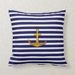 Almohadas de MoJo del americano de la marina de
