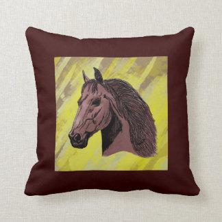 Almohadas de MoJo del americano del caballo