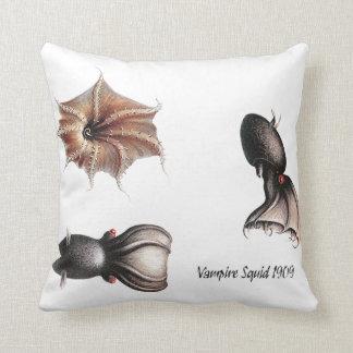 Almohadas de MoJo del americano del calamar del