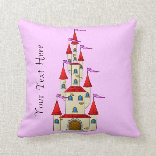 Almohadas de MoJo del americano del castillo
