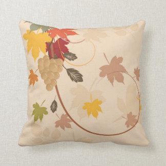 Almohadas de MoJo del americano del diseño floral