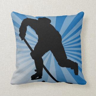 almohadas de MoJo del americano del hockey